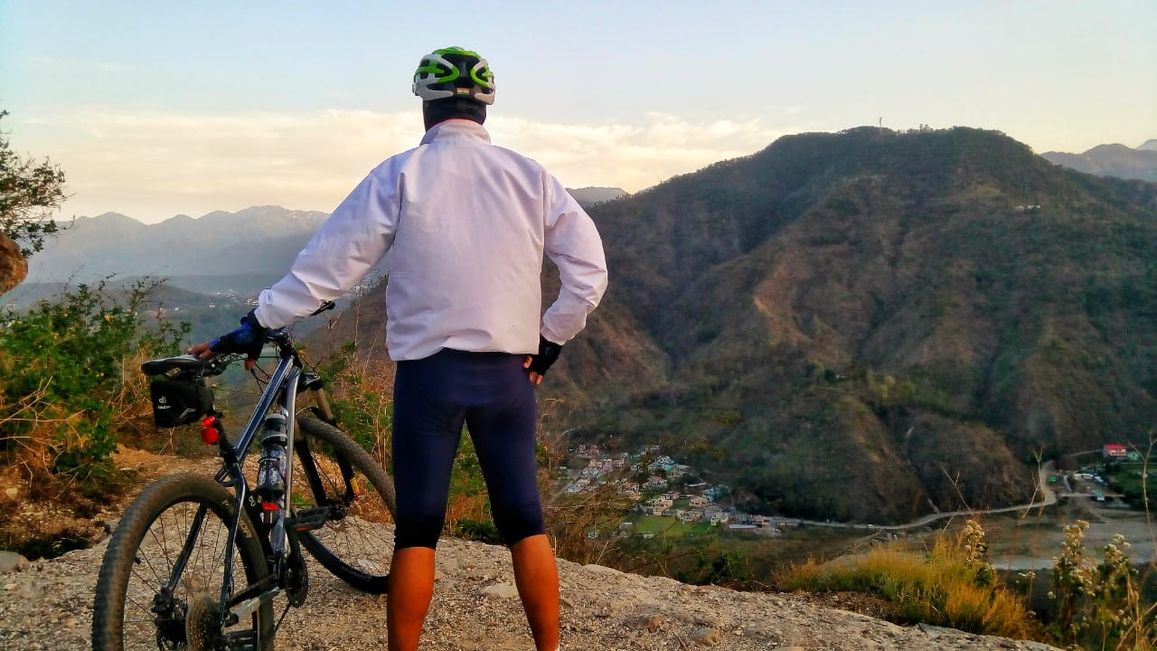 Bicycle :The best tool to connect to nature