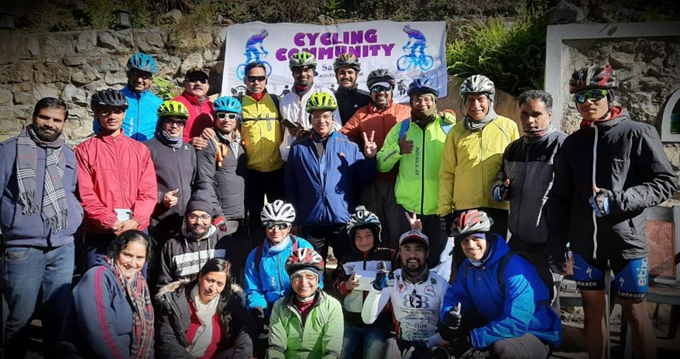 Community Cycle Ride of 2020