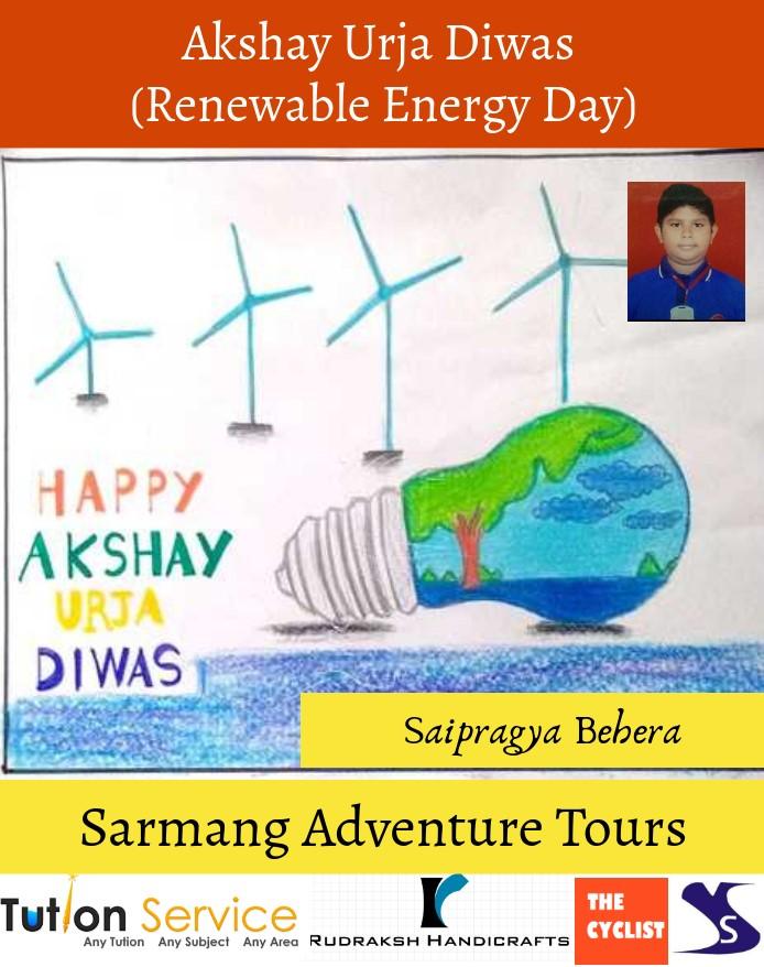 Happy Akshay Urja Diwas