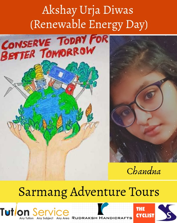 Conserve Today for Better Tomorrow